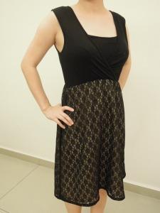 Antoinette Duo Lace Dress