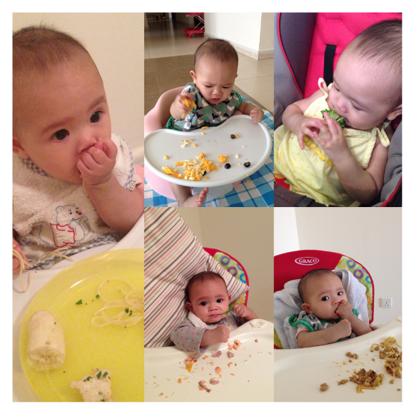 Baby-led weaning adds fun and practicality to meal times. No doubt messy but seeing Xan's skills and confidence grow is simply gratifying.