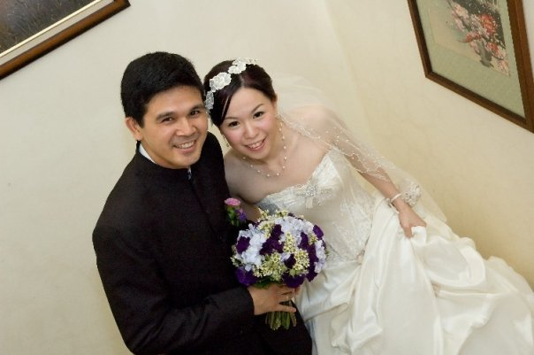 2007 - The wedding